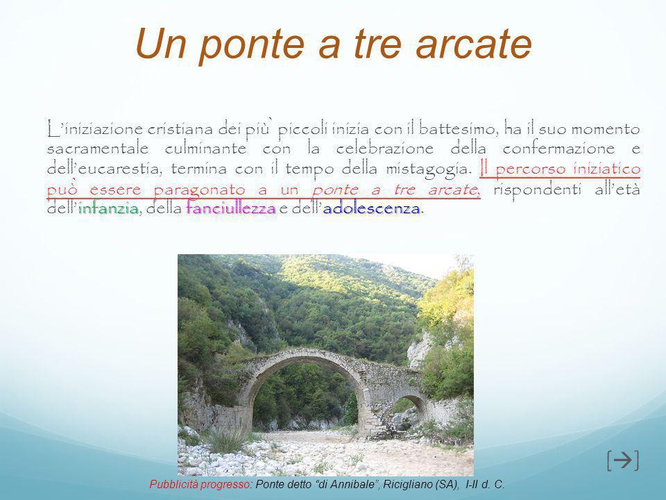Un ponte a tre arcate []